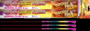 Super Color Flame 35 cm